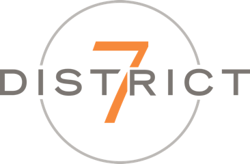 District 7 Wines logo